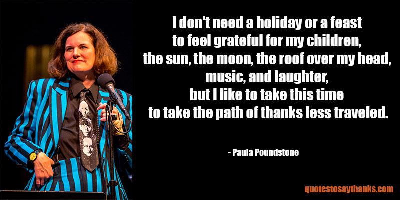 Paula Poundstone Quotes