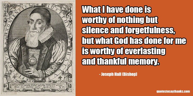 Joseph Hall Quotes