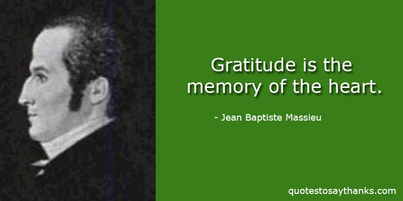 Jean Baptiste Massieu Quotes