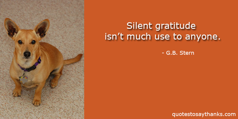 G.B. Stern Quotes