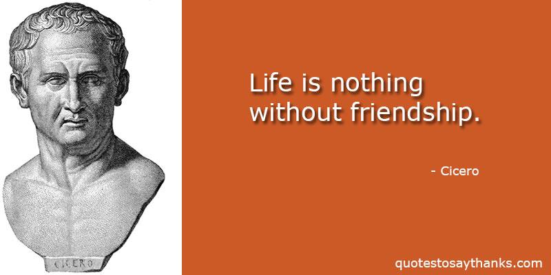 Cicero Quotes