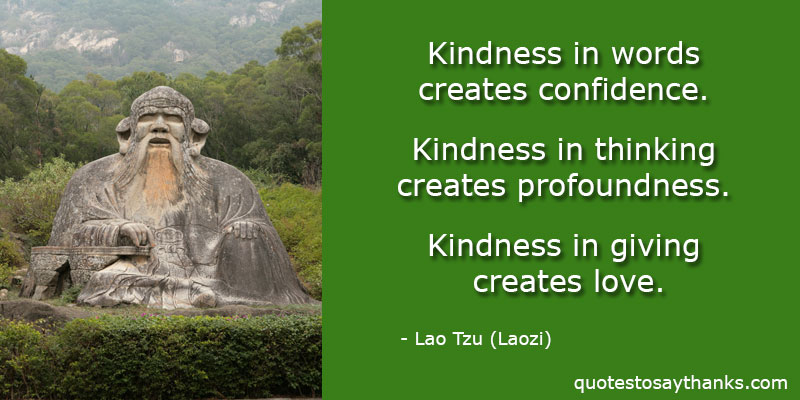 Lao Tzu (Laozi) Quotes