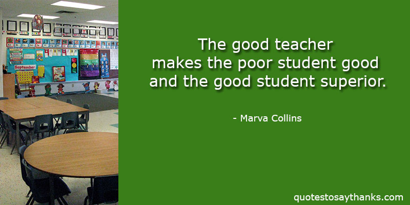Marva Collins Quotes
