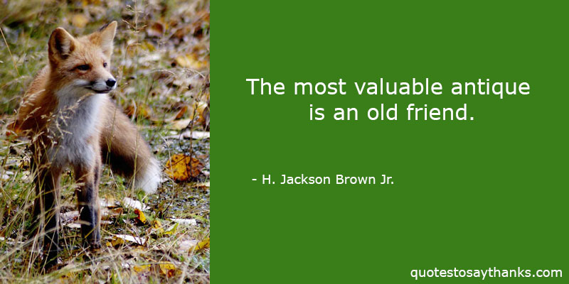 H. Jackson Brown Jr. Quotes