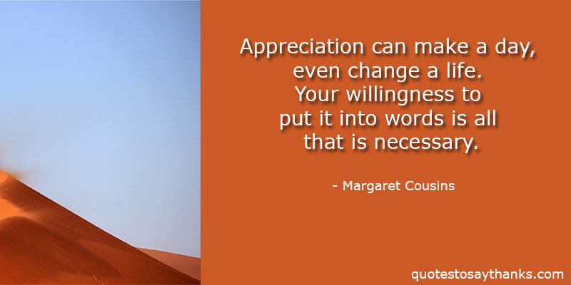 Margaret Cousins Quotes