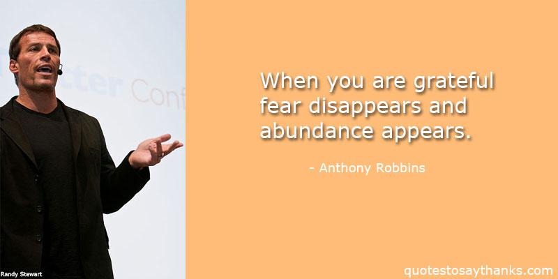 Anthony Robbins Quotes