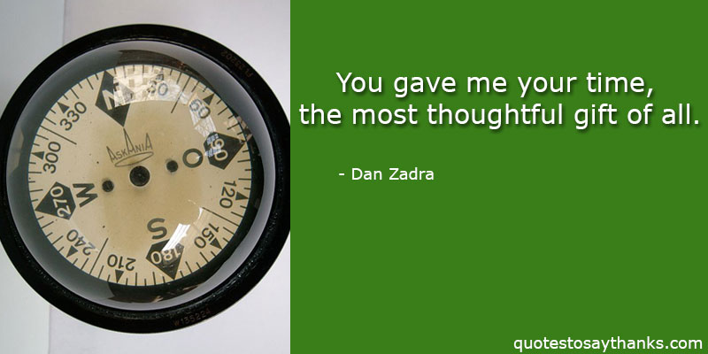 Dan Zadra Quotes
