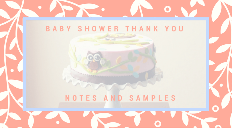 Baby Shower Games Thank You Card Thank You Quotes